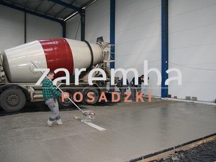 beton posadzkowy w posadzkach przemysłowych - Wałbrzych