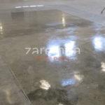 Poprawa estetyki podłogi betonowej