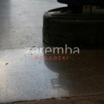 Naprawa posadzek - polerowanie betonu