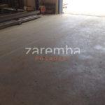 szlifowanie i polerowanie posadzki betonowej - szlifowanie zgrubne