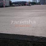 nawierzchnia betonowa szczotkowana - efekt końcowy