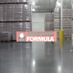 impregnowanie posadzek przemysłowych preparatem Ashford Formula
