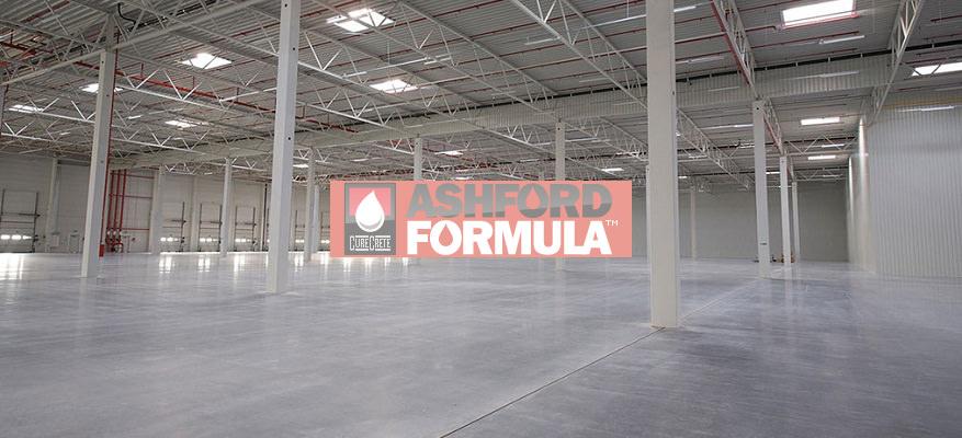 Utwardzanie posadzek przemysłowych Ashford Formula