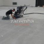 Naprawa posadzki betonowej