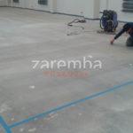 Przygotowanie posadzki pod malowanie betonu