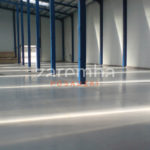 Posadzka betonowa w hali produkcyjnej - lokalizacja Świebodzice