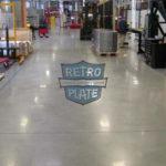 renowacja posadzki w systemie RetroPlate