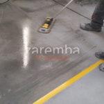 Regeneracja posadzki betonowej