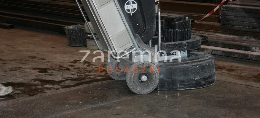 Naprawa posadzek betonowych i żywicznych
